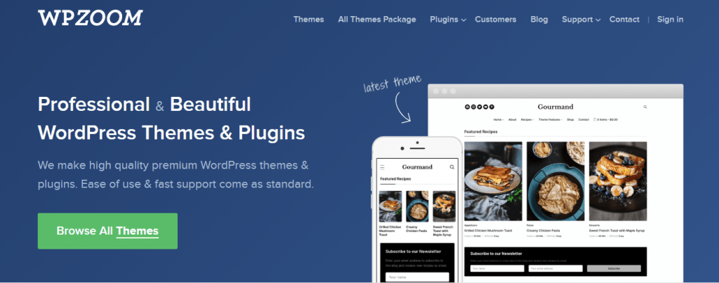 Instagram Widget plugin by Wpzoom